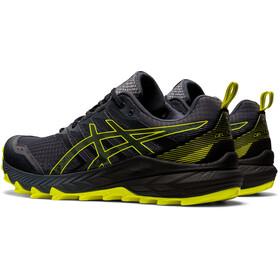 asics Gel-Trabuco 9 Shoes Men, carrier grey/sour yuzu